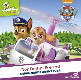 Der Delfin-Freund Cover