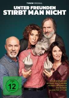 Unter Freunden stirbt man nicht (DVD) Cover