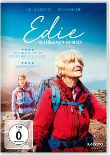Edie (DVD) Cover