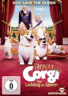 Royal Corgi Cover