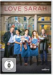 Love Sarah (DVD) Cover