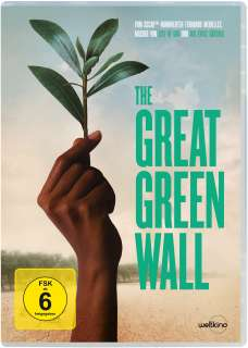 The great green wall Cover