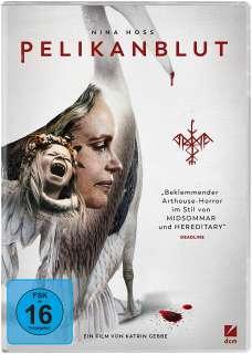 Pelikanblut (DVD) Cover