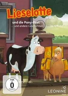 Lieselotte und die Pony-Post (DVD) Cover