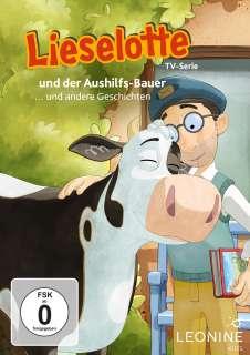 Lieselotte und der Aushilfs-Bauer Cover