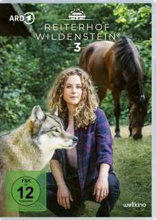 Reiterhof Wildenstein 3 (DVD) Cover