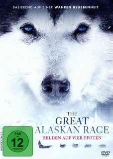The great Alaskan Race - Helden auf vier Pfoten Cover