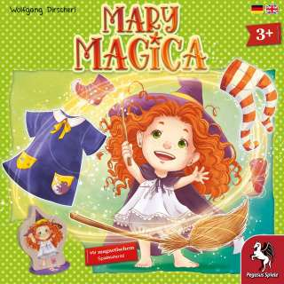 Mary Magica Cover