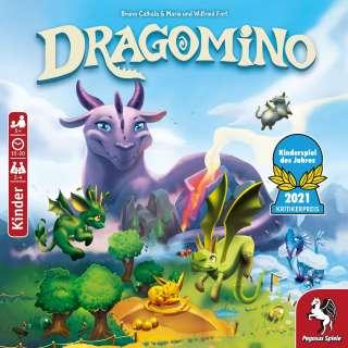 Dragomino Cover