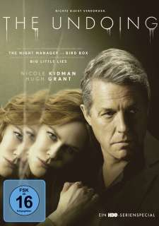 The undoing (DVD) Cover