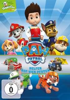 Paw Patrol - Helfer auf vier Pfoten (DVD) Cover