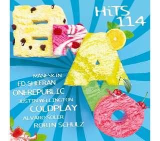 Bravo Hits 114 (2 CD's) Cover