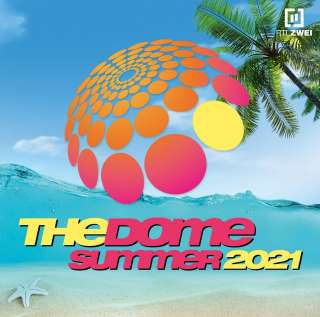 The Dome Summer 2021 (CD) Cover