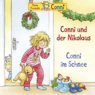 Conni und der Nikolaus ; Conni im Schnee Cover