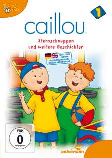 Caillou Cover