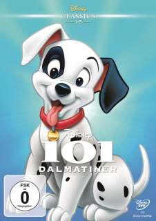 101 Dalmatiner (DVD) Cover