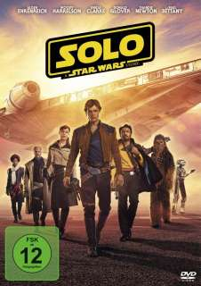 Solo - A Star Wars story Cover