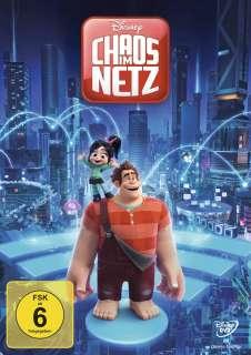 Chaos im Netz (1 DVD) Cover