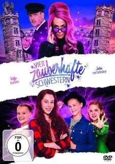 Vier zauberhafte Schwestern Cover