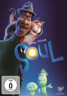 Soul (DVD) Cover
