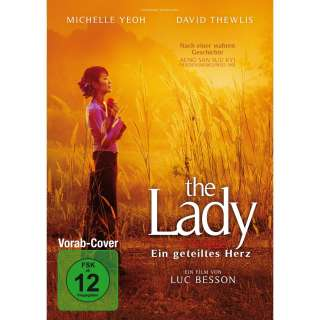 The Lady Cover