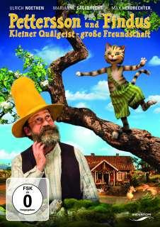Pettersson und Findus - Kleiner Quälgeist, grosse Freundschaft (1 DVD) Cover