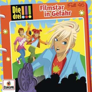 Cover von Filmstar in Gefahr (1 CD)