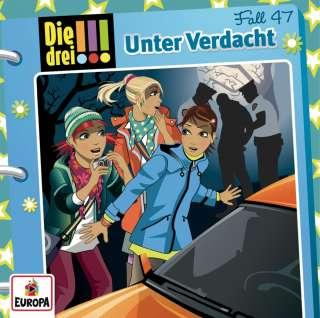 Cover von Unter Verdacht (1 CD)