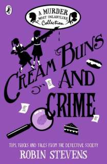 Cream buns and crime Cover