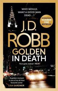 Golden in death Cover