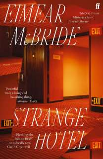Strange Hotel Cover