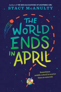 The word ends in April Cover