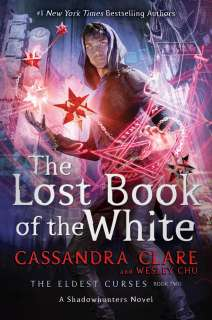 The lost book of the white Cover