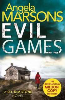 Evil games Cover