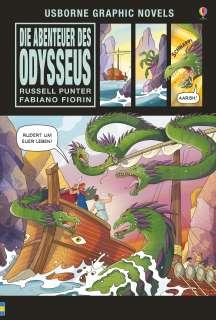 Die Abenteuer des Odysseus Cover