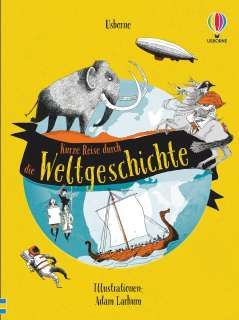 Kurze Reise durch die Weltgeschichte Cover