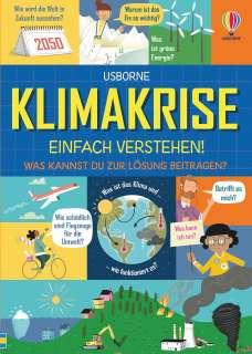Klimakrise - einfach verstehen! Cover