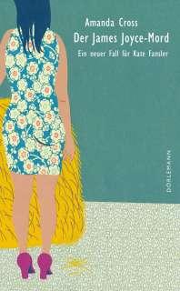 Der James Joyce-Mord Cover