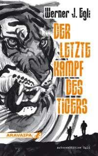 Der letzte Kampf des Tigers Cover
