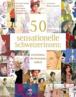 50 sensationelle Schweizerinnen Cover