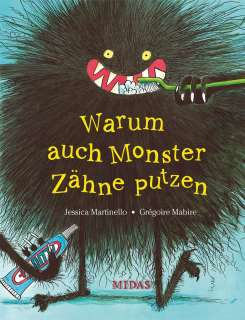 Warum auch Monster Zähne putzen Cover