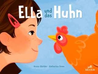 Ella und das Huhn Cover
