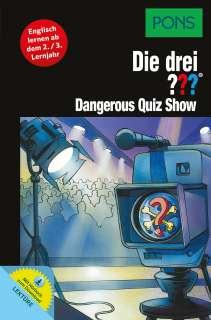 Dangerous Quiz Show Cover