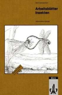 Arbeitsblätter Insekten Cover