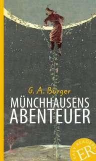 Münchhausens Abenteuer Cover