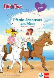 Pferde-Abenteuer am Meer Cover