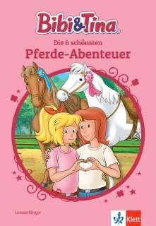 Die 6 schönsten Pferde-Abenteuer Cover