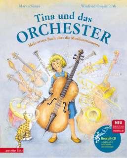 Tina und das Orchester Cover