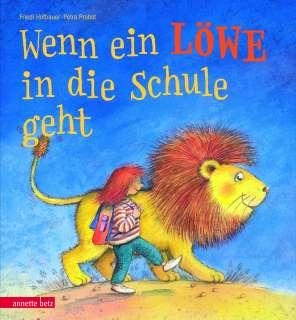 Wenn ein Löwe in die Schule geht Cover