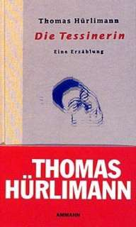 Die Tessinerin Cover